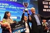 MultiGlass représentera le Vietnam à la Start-up World Cup 2020 à San Francisco