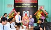 Célébration du 100e anniversaire de la naissance du fondateur du bouddhisme Hoa Hao
