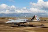 La Turquie déploie un premier drone à Chypre-Nord
