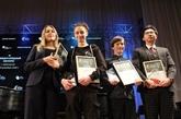 Un étudiant vietnamien remporte le 3e prix au concours international de musique