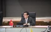 ASEAN : le Vietnam tient la présidence des représentants permanents