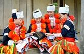 La tenue traditionnelle de l'ethnie Dao Do obtient une distinction