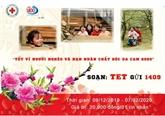 Têt : des SMS pour les pauvres et les victimes de l'agent orange