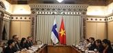 Hô Chi Minh-Ville et la Finlande renforcent leur coopération dans plusieurs domaines