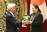 Le Vietnam et le Japon renforcent leurs liens parlementaires