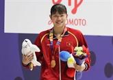 Anh Viên, athlète la plus médaillée des SEA Games 30