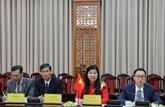 Coopération entre l'antenne du FPV de Hanoï et le Comité national de la CCPPC du Xizang