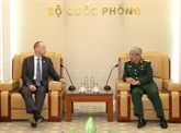 Vietnam et États-Unis resserrent leurs liens en matière de défense
