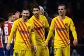 Espagne : Griezmann sifflé, Messi buteur, le Barça repasse leader