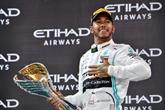 GP d'Abou Dhabi : Hamilton conclut victorieusement la saison de son sixième titre