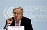 COP25 : l'Humanité doit arrêter de faire la