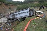 Un bus de touristes tunisiens tombe dans un ravin : au moins 24 morts