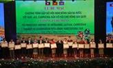 Rencontre d'amitié entre paysans vietnamiens, laotiens et cambodgiens
