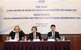 Discuter les priorités de la communauté socioculturelle de l'ASEAN en 2020