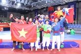 SEA Games 30: le Vietnam se maintient au 2e rang