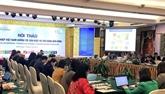 Les entreprises vietnamiennes visent une production et une consommation durables