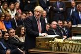 Le Brexit de Johnson de retour devant le Parlement britannique