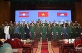Vietnam - Laos - Cambodge : remise de distinctions honorifiques