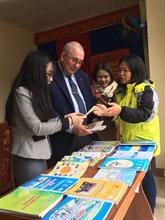Aides belges destinées à la province de Kon Tum