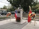 Achèvement des réparations du parc portant le nom du Président Hô Chi Minh au Chili