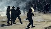 Crise au Chili : violents affrontements dans le centre de Santiago