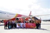 Vietjet inaugure trois nouvelles lignes vers Dà Nang