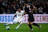 Ligue 1: le PSG et l'OM à la fête, Rennes s'invite, Lyon morose