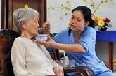 La BM et Bac Ninh discutent des soins des personnes âgées