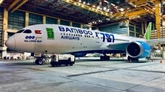 Bamboo Airways réceptionne un Boeing B787-9 pour ses vols domestiques