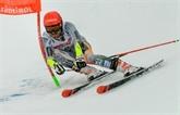 Slalom géant messieurs : Nestvold-Haugen en tête après la 1re manche à Alta Badia