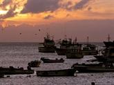 Une nappe de diesel qui menaçait les Galapagos