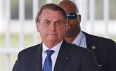 Brésil, Bolsonaro hospitalisé après un accident domestique