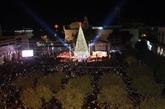 Bethléem s'apprête à accueillir des centaines de chrétiens pour Noël