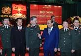 Le Premier ministre souligne le rôle important des forces de sécurité publique
