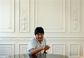 Morales dénonce un coup d'État dû aux richesses en lithium de son pays