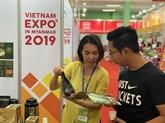 Renforcement de la présence des marchandises du Vietnam au Myanmar