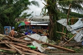 Noël des Philippins bouleversé par le typhon Phanfone