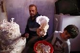 Dans le Nord-Ouest syrien, la culture de champignons pour remplacer la viande