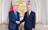 Tunisie - Turquie : Saïed et Erdogan évoquent la coopération bilatérale