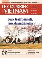 Les plus belles Unes du Courrier du Vietnam en 2019