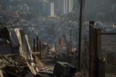Chili : un incendie ravage 245 maisons à Valparaiso