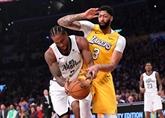 NBA : les Clippers battent les Lakers, encore grâce à Leonard