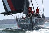 Le voilier hongkongais Scallywag en tête de la Sydney-Hobart