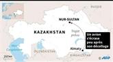 Un avion s'écrase au Kazakhstan, au moins 14 morts