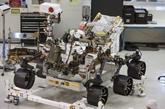 Le rover Mars 2020 en quête de vie ancienne sur la planète rouge