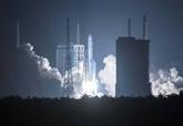 La Chine lance une fusée Longue Marche-5