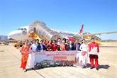AirAsia inaugure un vol direct entre Dà Lat et Kuala Lumpur