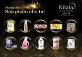Kilala Awards, hommage aux produits et services japonais