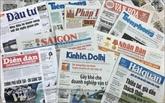 La presse doit contribuer à la création d'un consensus social