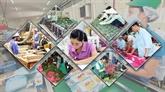 Médias et experts internationaux impressionnés par l'économie vietnamienne
